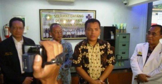 Wamenkumham Resmikan Layanan Rehabilitasi Rumah Sakit Pengayoman Cipinang