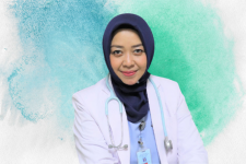 dr. Evi, Sp. Gz., M.Gz
