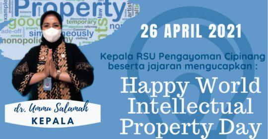 Happy World Intellectual Property Day