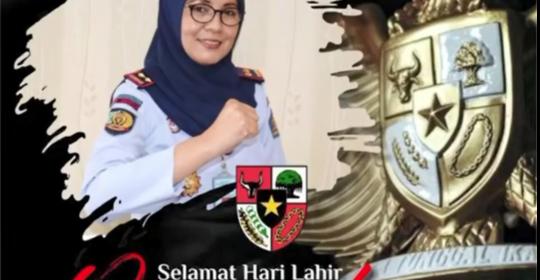 Upacara Peringatan Hari Lahir Pancasila 1 Juni 2021 RSU Pengayoman Cipinang