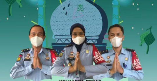 Segenap Keluarga Besar RSU Pengayoman Cipinang mengucapkan Selamat Hari Raya Idul Adha 1442 H